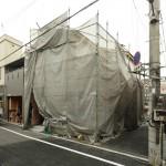 内装工事中です。~大阪市住吉区遠里小野H様邸~