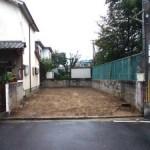 解体工事完了しました 堺市中区F様邸