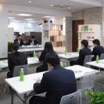 富士ホームの会社説明会を開催しました。
