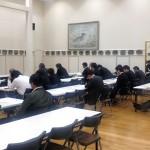 住宅の耐震について社内講習会でお勉強。