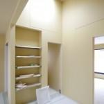 堺市西区のY様邸 内装工事中です。