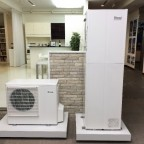 ハイブリッドな給湯・暖房システムがやってきました。